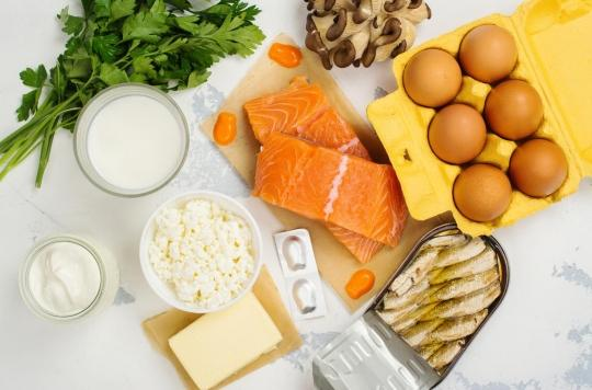 Covid-19 : les bienfaits de la vitamine D