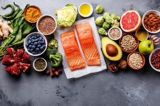 Alimentation : bien manger diminue le risque de dépression de 33%