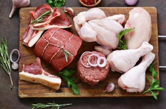Cancer du sein : remplacer le bœuf par du poulet pourrait réduire le risque