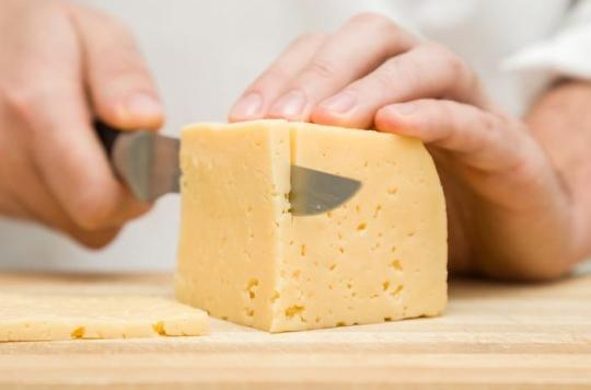Un fromage expérimental pour soigner les maladies de l'intestin