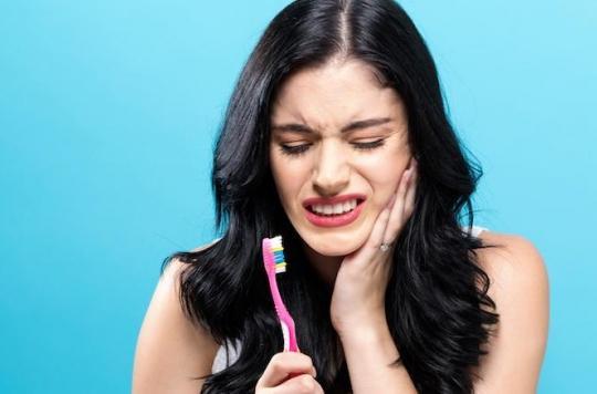 Maladies des gencives: une alimentation saine réduit considérablement la gingivite