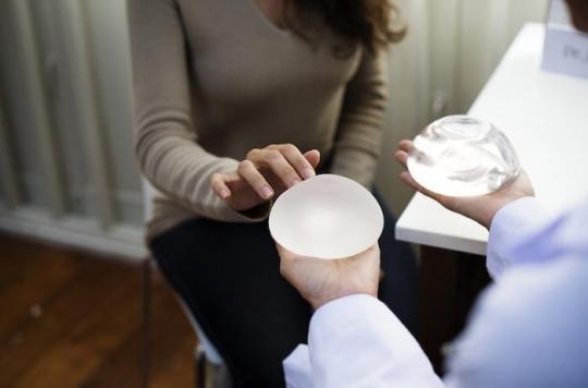Prothèses mammaires : un autre modèle associé à un cancer rare et agressif
