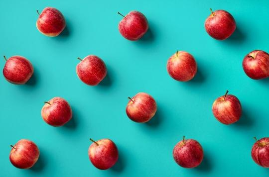 Deux pommes par jour, une bonne santé pour toujours ?