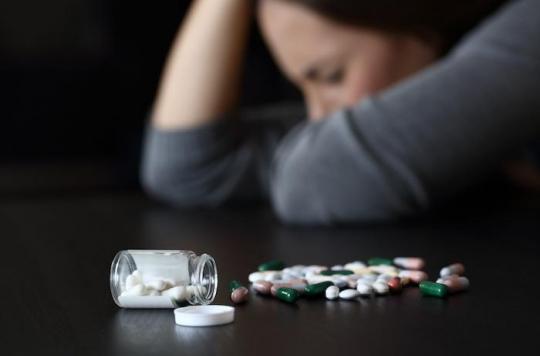 Dépression résistante : une association d'antidépresseurs ne fait pas mieux qu'un seul