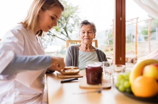 59% des Français sont stressés à l'idée de devenir dépendants avec l'âge