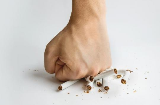 Tabac : 1,6 million de fumeurs en moins