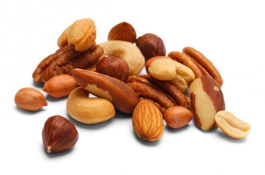 Manger des noix pendant la grossesse améliore le développement cérébral de l'enfant