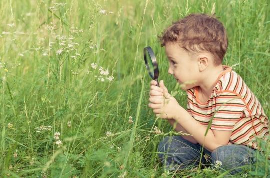 Les enfants curieux sont plus enclins à la réussite scolaire