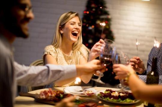 Fêtes de fin d'année: 5 conseils pour se remettre du repas de Noël