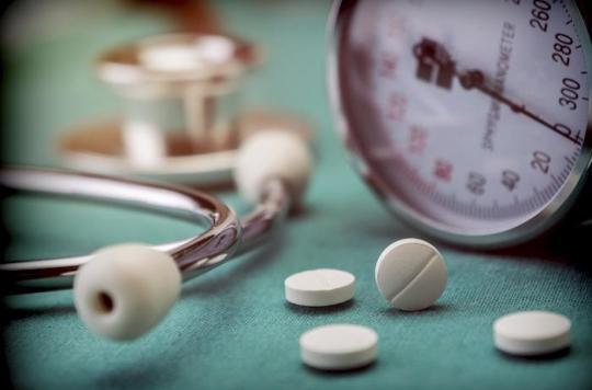 Hypertension artérielle : le firibastat réduit la pression artérielle chez les malades difficiles à traiter