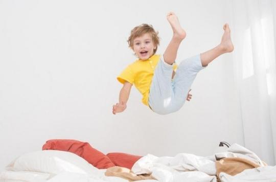 L'hyperactivité de l'enfant concerne 400 000 enfants en France