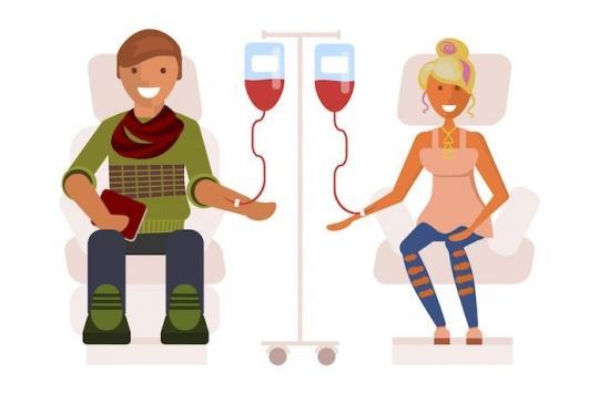 Pour Noël, faites don de votre sang et sauvez des vies