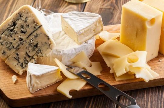 Allergies, asthme, eczéma : faites manger du fromage à votre bébé