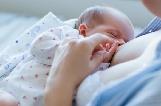 Allaitement : le lait maternel du matin diffère de celui du soir