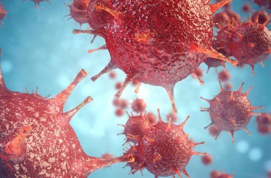 NONO, une protéine «lanceuse d'alerte» qui stoppe le VIH