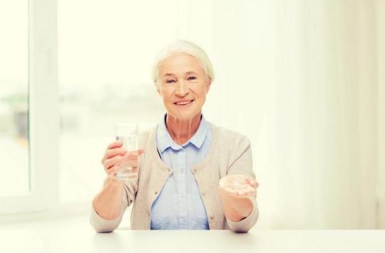 L'aspirine ne sert à rien chez les personnes âgées en bonne santé