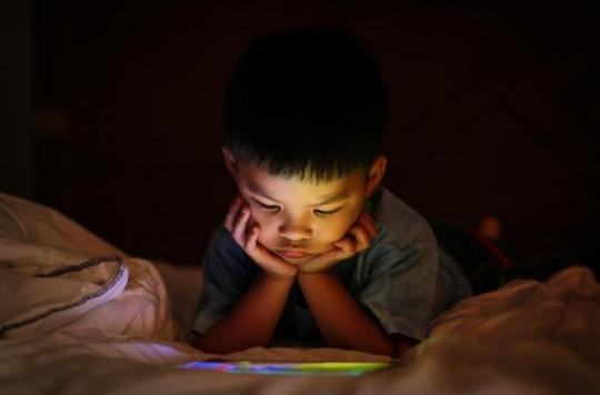 Smartphones, tablettes, ordinateurs : les écrans modifieraient le cerveau de vos enfants