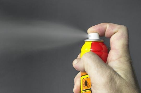 États-Unis: multiplication des cas d'overdose aux bombes insecticides