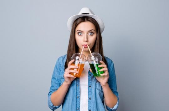 La consommation quotidienne de boissons sucrées est dangereuse pour le cœur des femmes