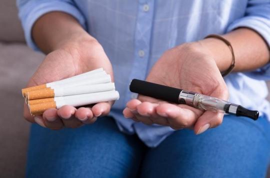 Tabagisme: les autorités anglaises recommandent la cigarette électronique pour arrêter de fumer