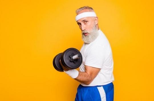 Séniors : faire du sport régulièrement pendant des années rajeunit le corps