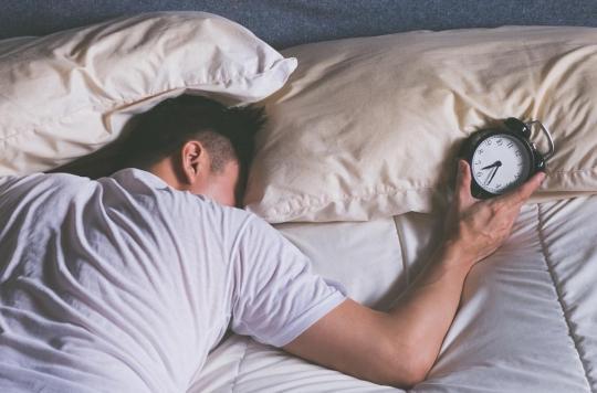 Les Français dorment moins de sept heures par nuit en moyenne