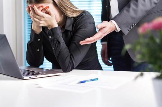 Au travail, un employé sur cinq a un risque de trouble mental avéré