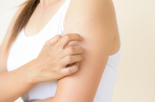 Un excès de fer dans l'organisme pourrait favoriser les infections cutanées