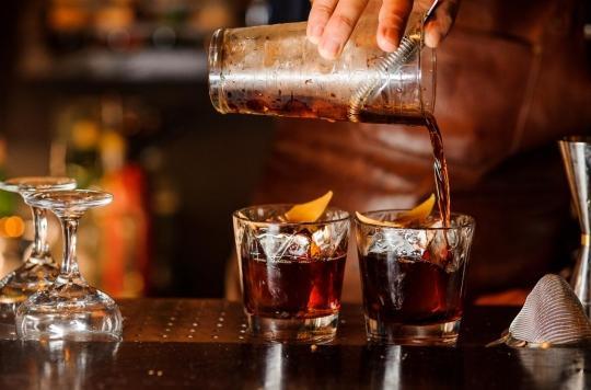Même modérée, la consommation d'alcool ne protège pas contre l'AVC