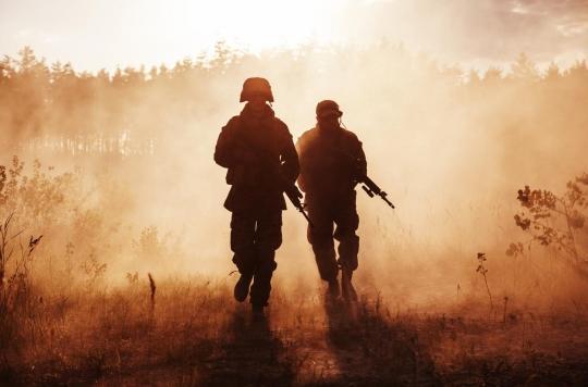 L'armée américaine veut modifier la peau de ses soldats pour éloigner les moustiques