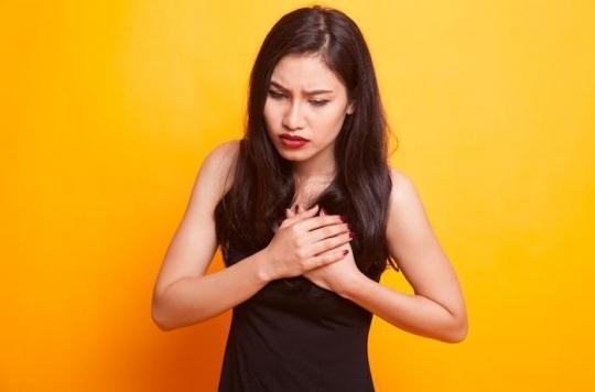 Cancer du sein : le risque de fibrillation auriculaire est accru chez les survivantes