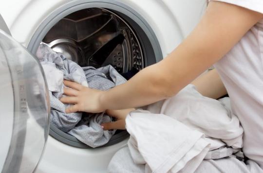 Les machines à laver, nids de bactéries résistantes aux antibiotiques ?