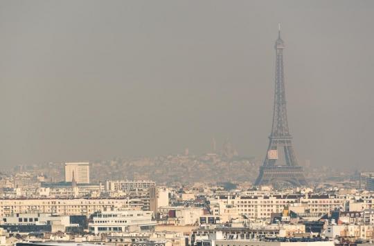 La pollution brouille la réflexion