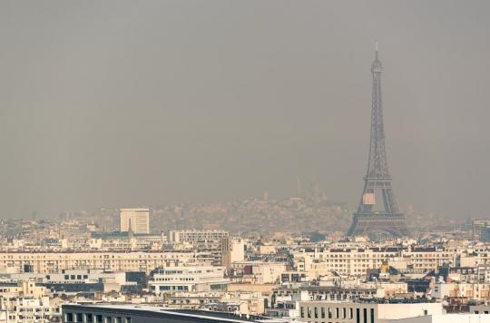 Le système d'alerte pour les pics de pollution sauve de nombreuses vies