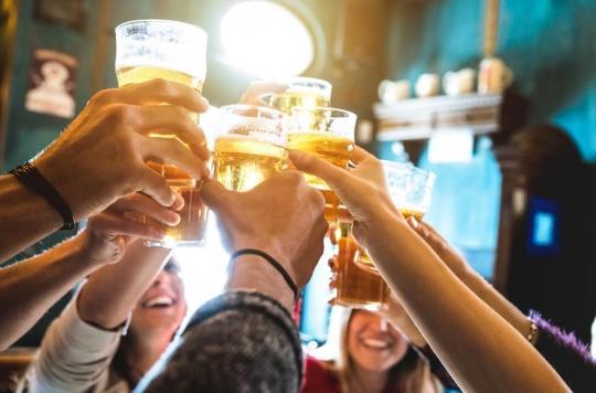 Les Européens sont les plus gros consommateurs d'alcool au monde