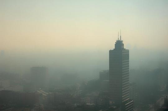 Athérosclérose : la pollution de l'air augmente les risques