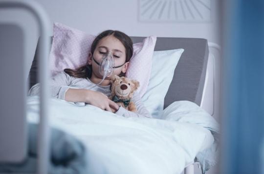 Pneumonie de l'enfant : la vaccination contre le pneumocoque reste efficace