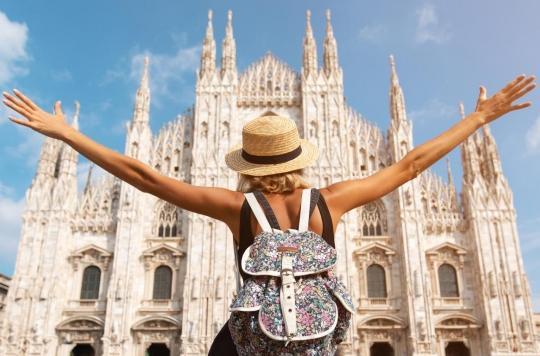 L'Italie rouvre ses frontières aux touristes européens