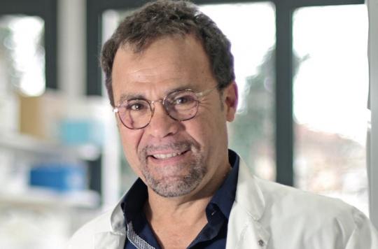 """Jean-Charles Guéry: """"Le facteur génétique a un effet très différent face au VIH"""""""