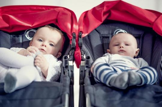 Les jumeaux ont la même santé cardiaque et cérébrale