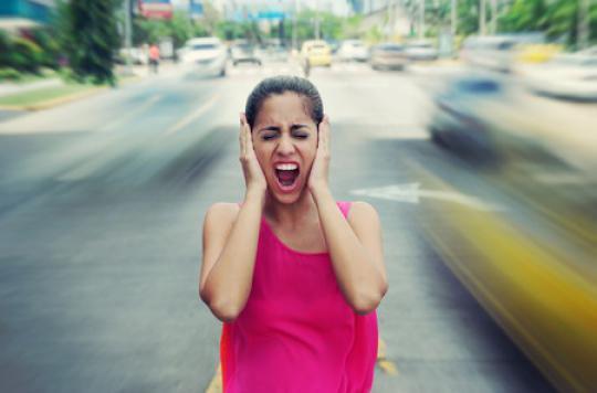 Bruit : un Français sur deux se sent agressé
