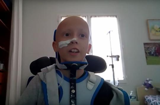 YouTube : Killian, 12ans, fait le buzz en évoquant son cancer