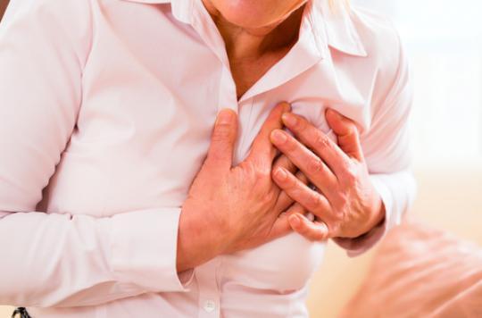 Insuffisance cardiaque : deux fois plus de victimes en 2040