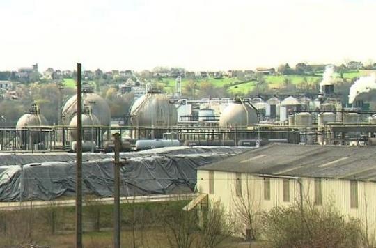 Inquiétudes sanitaires autour du bassin industriel de Lacq