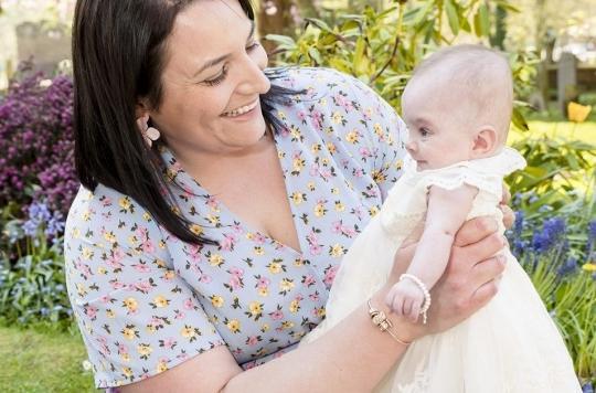 Après 13 fausses couches, une Britannique donne naissance à son premier enfant