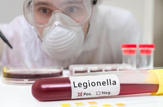 Une toxine capable de freiner l'infection à Legionella