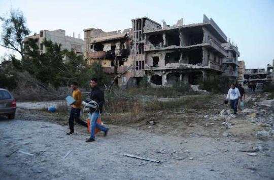 Libye : urgence sanitaire à Benghazi