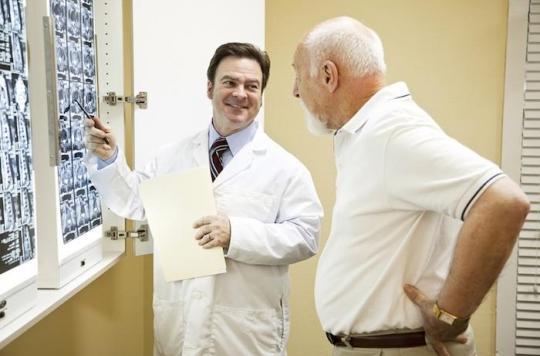 Lombalgie : la piste des corticoïdes pour traiter les patients chroniques