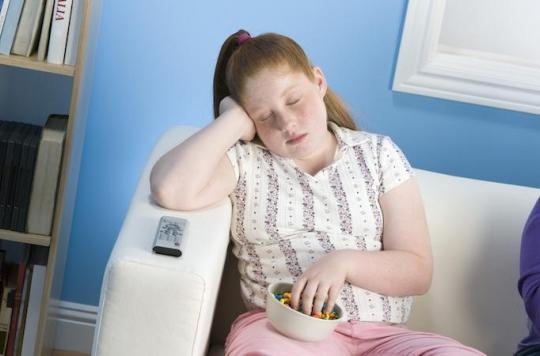 Obésité infantile: dix fois plus d'enfants concernés en 40 ans