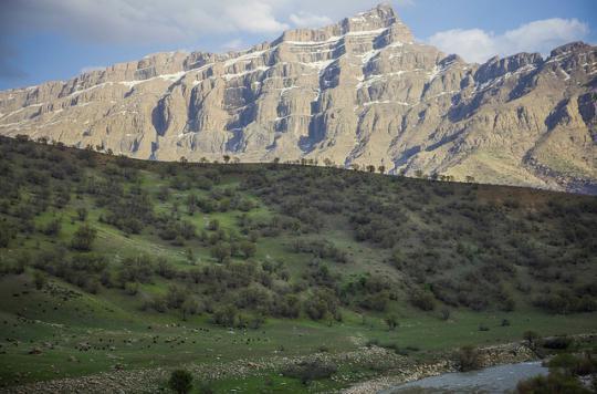 Iran : découverte d'un squelette de géant vieux de 1500 ans